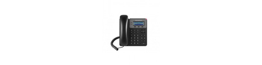 Teléfonos y Videoteléfonos IP