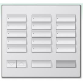 Placas y kits de botones