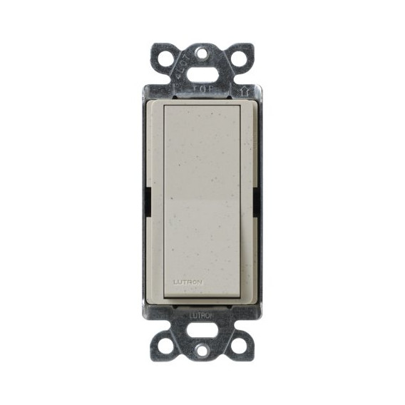 Interruptor Sencillo Lutron SATIN COLORS 15A