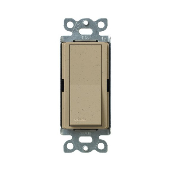 Interruptor Lutron SATIN COLORS 4 Vias