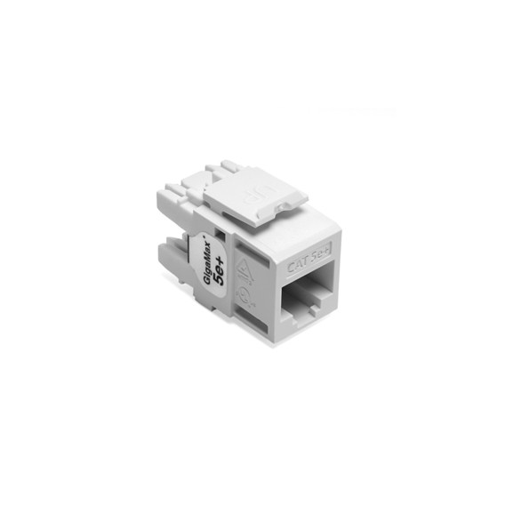 Jack RJ45 CAT5e LUTRON Color Blanco