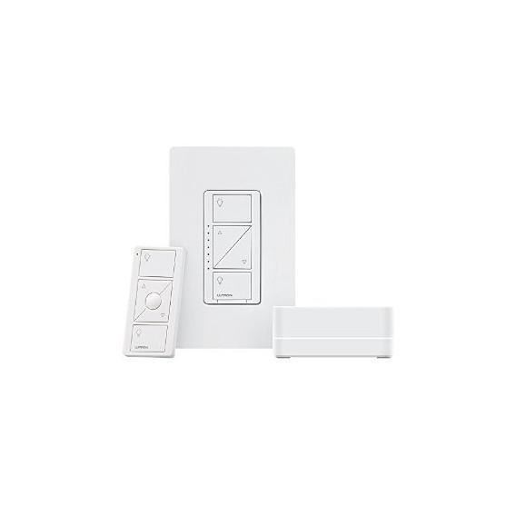 Kit Lutron Caseta Smart Bridge + Atenuador + PICO