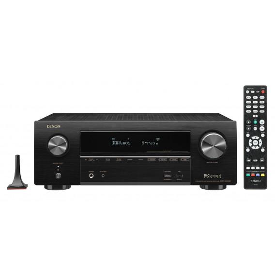 Amplificador AV / Receiver Denon AVR-X1600H