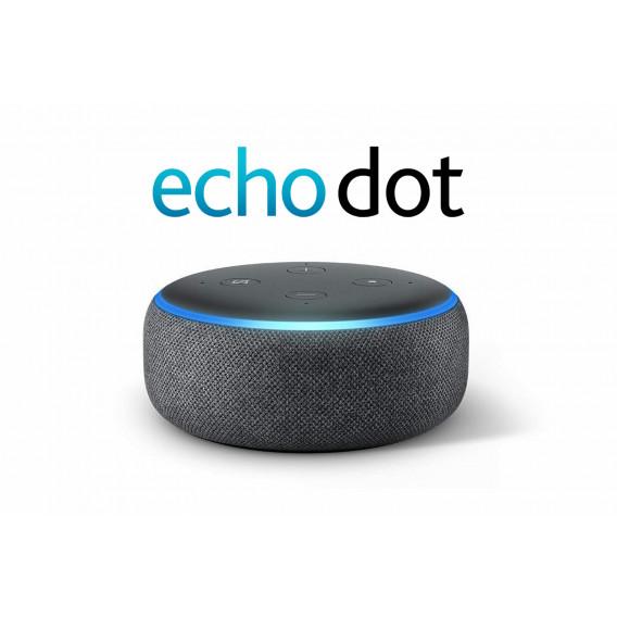 New Echo Dot (3rd Gen) Alexa