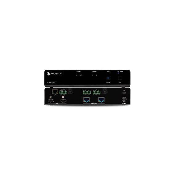 4K/UHD HDBaseT HDMI 1 X 2 Distribution Amplifier
