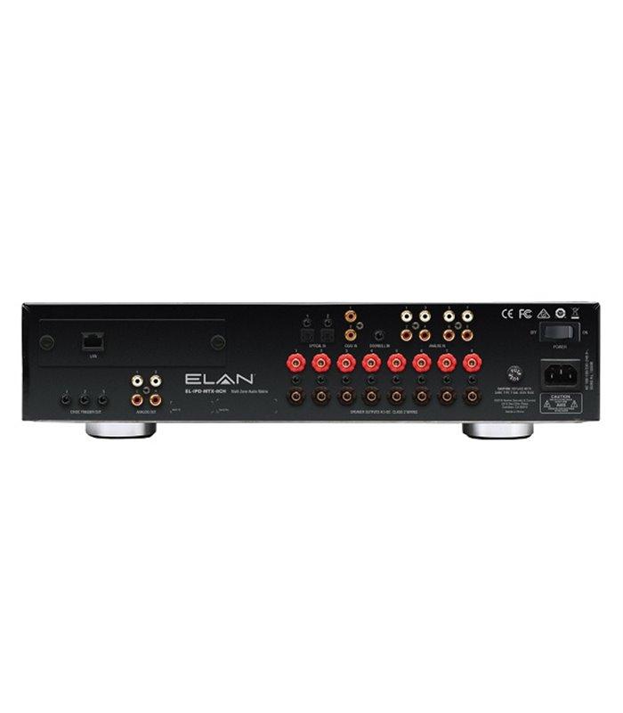 Amplificador y Matrix integrado Multizona 8 Canales ELAN