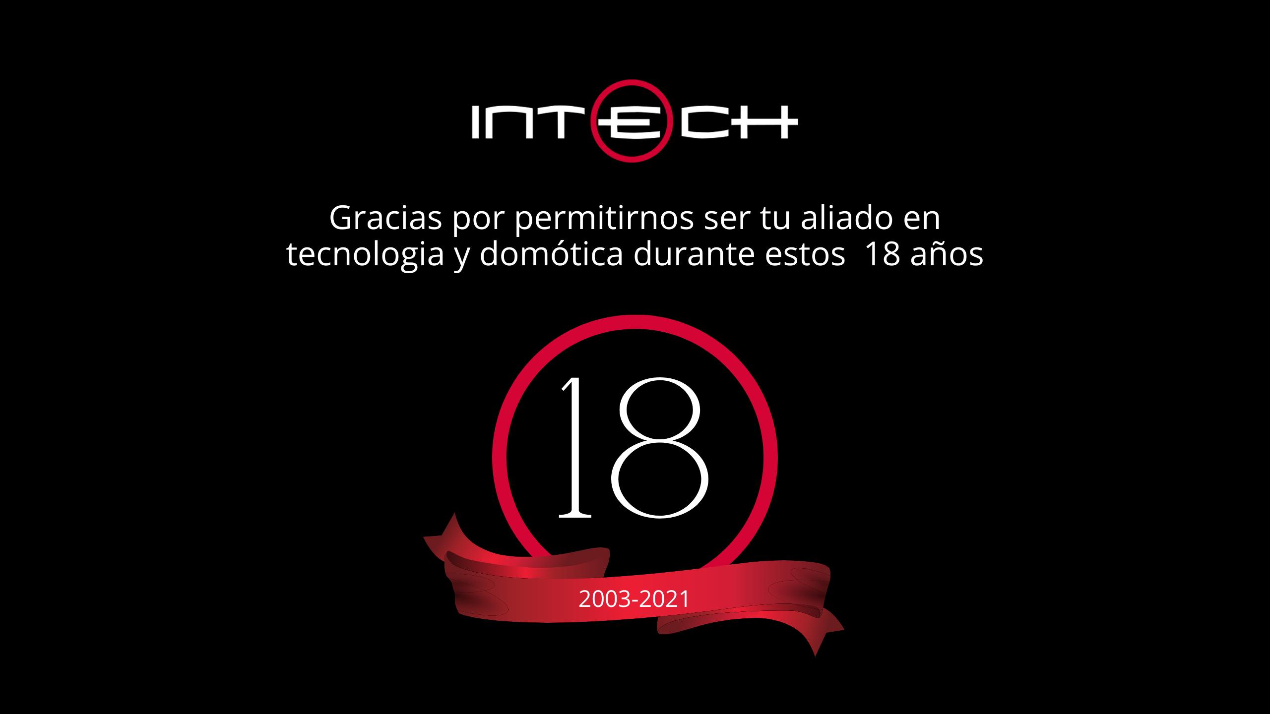 Intech 18 años